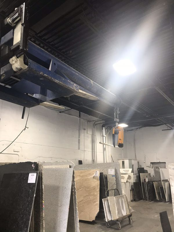 Forklift boom and lifter