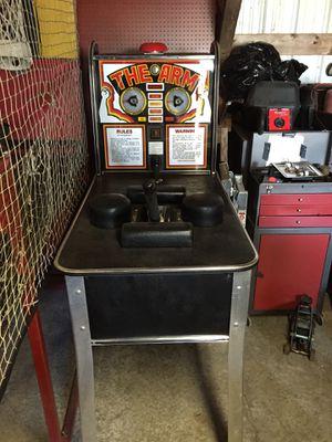Arm wrestling arcade game for Sale in Mount Vernon, WA