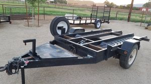 Forklift bobcat trailer for Sale in Glendale, AZ