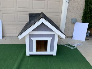 Beautifully handmade dog house for Sale in Atwater, CA