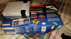 Nintendo mini classic with over 600 games for Sale in Philadelphia, PA