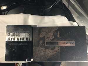 Band of Brothers 2 piece DVD collection for Sale in Chicago, IL