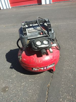 6 Gal. 150 PSI Portable Electric Pancake Air Compressor for Sale in Glendale, AZ