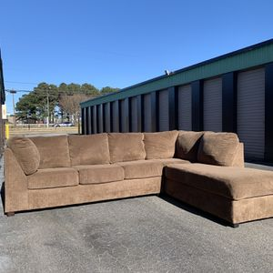 Sectional - Local Delivery Available for Sale in Virginia Beach, VA