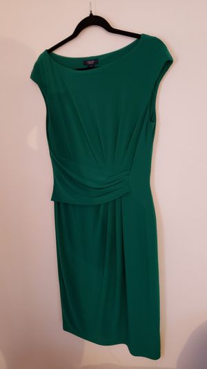 Green Boat Neck Sleeveless Dress for Sale in Anchorage, AK