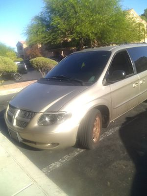 2002 dodge caravan for Sale in Las Vegas, NV