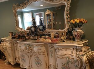 Complete Matching Dining/Living Room/Bedroom Sets +Lamp by Silik Italy for Sale in Shadow Hills, CA
