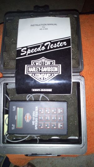 Harley Davidson speedo tester for Sale in Ellenwood, GA