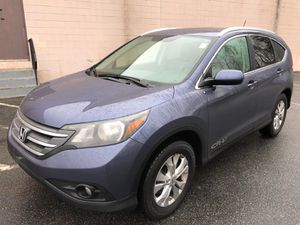 2012 Honda CRV EXL AWD for Sale in Woburn, MA