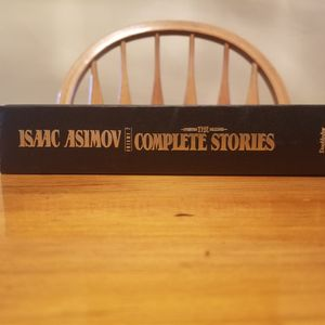 Isaac Asimov: The Complete Stories Volume 2 for Sale in Farmingville, NY