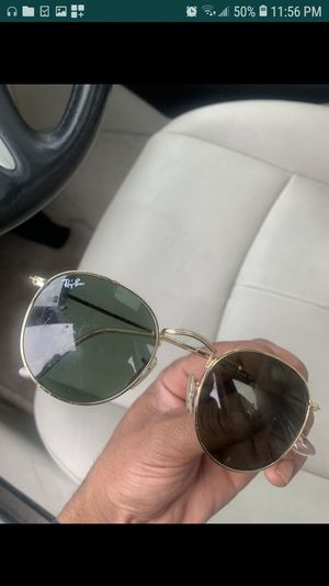 GOLD RAYBANS 5150 for Sale in Washington, DC