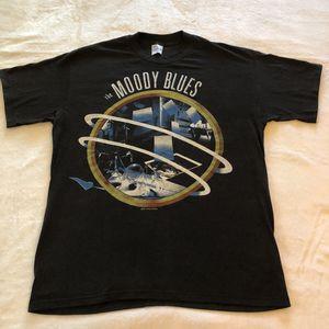 Vintage Moody Blues 1986 Tour Shirt Sz XL for Sale in Largo, FL