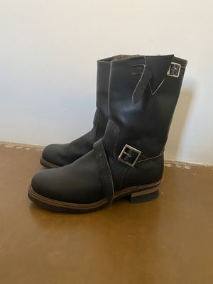 Red wing engineer boots for Sale in Phoenix, AZ