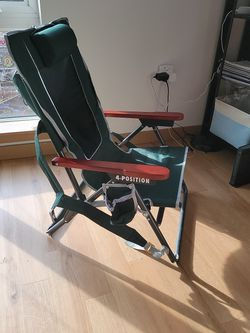 Reclining Portable Backpack Chair for Sale in Seattle,  WA