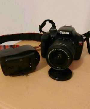 Canon EOS Rebel T3 for Sale in Newport News, VA