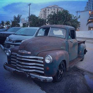 1947 Chevrolet 3100 pick up truck hot rod rat rod for Sale in Fort Lauderdale, FL