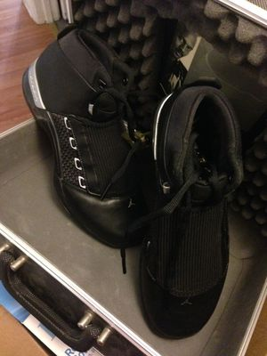 Jordans 17 size 8 new with case for Sale in Silver Spring, MD