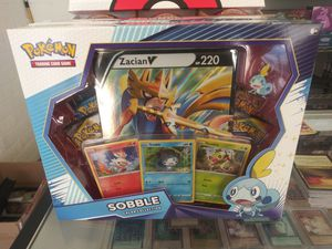 Brand New Factory Sealed Pokemon Galar Collection Sobble