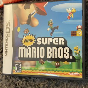Súper Mario DS and Mario & Luigi Bowser`s Inside Story for Sale in Miami, FL