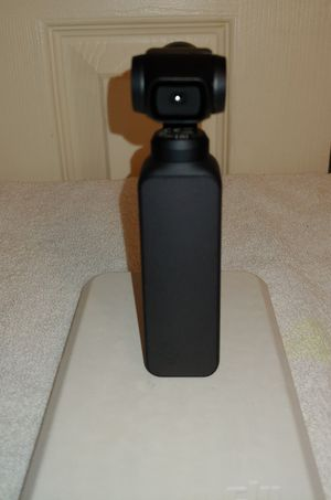 DJI Osmo Pocket Handheld 3 Axis Gimbal Stabilizer for Sale in Greensboro, NC