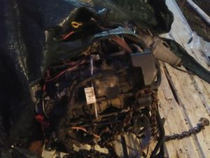 Chevy Silverado engine and transmission for Sale in Sunflower, MS