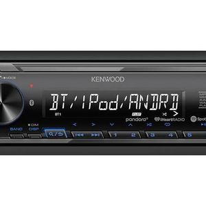New Kenwood KMM-BT225U Digital media receiver (does not play CDs) Car Stereo No Box for Sale in Cypress, CA