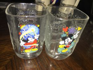 Mickey Mouse collectible glass for Sale in Fresno, CA