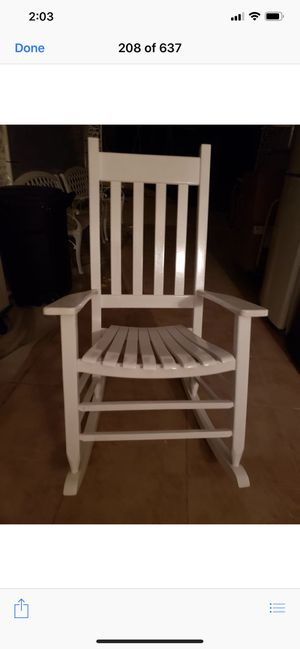 Rocking chair for Sale in Las Vegas, NV
