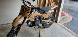 tao db17 125cc dirtbike for Sale in Cary, NC