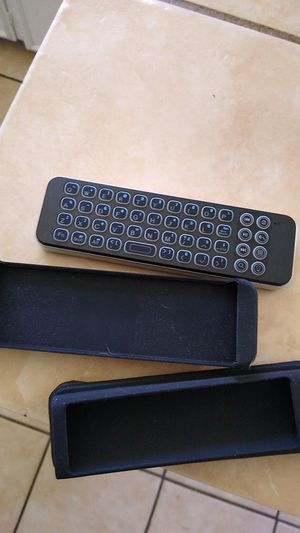 Bluetooth keyboard for fire tv for Sale in Denver, CO