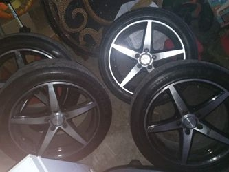 Rims and tires for Sale in Southfield,  MI
