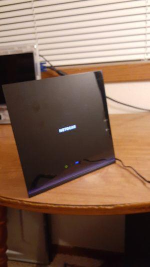 NETGEAR Smart WiFi Router Model: R6250 for Sale in Big Lake, MN