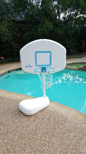 Pool basketball hoops for Sale in Frisco, TX