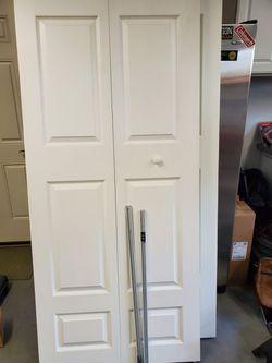 Set Of Closet Doors for Sale in Portland,  OR
