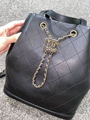 Chanel like bucket bag purse for Sale in Union City, CA