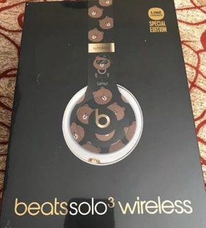Apple Beats Solo 3 Wireless Line In Friends! for Sale in Winter Garden, FL