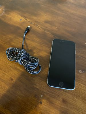 Apple iPhone 6 - 16 GB - Unlocked - Gray for Sale in Peoria, AZ