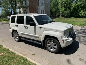 2008 Jeep Liberty Limited for Sale in Chicago, IL