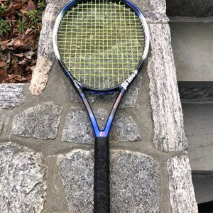 Prince thunder cloud tennis racket morph beam graphite extreme Titanium OVERSIZE for Sale in Brewster, NY