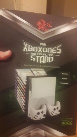 XBOX ONE Multifunction Stand for Sale in Everett, WA