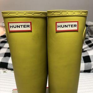 Women's Hunter Rain Boots for Sale in Detroit, MI
