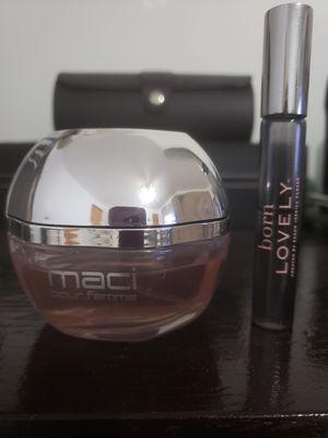 2 Women's Perfumes/ sweet scent for Sale in Kearny, NJ