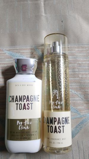 BATH AND BODY WORKS-- CHAMPAGNE TOAST $ 18.00 for Sale in Stanton, CA