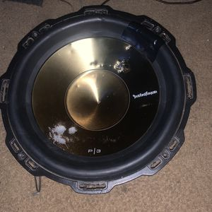 P3 Rockford Fosgate 12 for Sale in Norfolk, VA