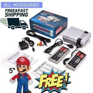 Retro Console Built In Nintendo Games Arcade Games 👾 Classic Games Two Controllers FAST SHIPPING AVAILABLE 🚚 for Sale in Hollywood, FL
