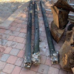 (3) 8' Heavy Duty Dock Piling Bumpers for Sale in Pompano Beach,  FL