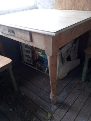 Country Pine Table for Sale in Norwood, MA