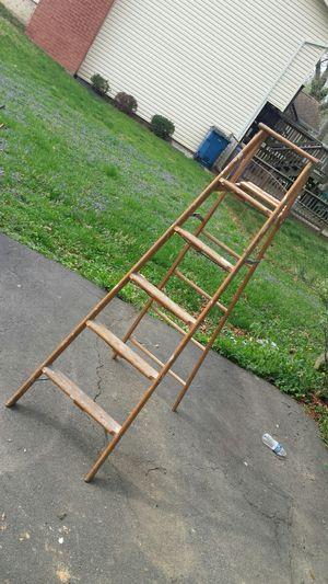 6ft Wooden Ladder for Sale in Fairfax, VA