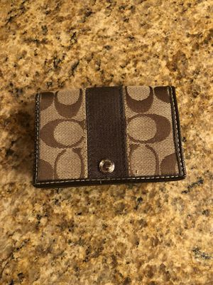 Coach wallet for Sale in Queens, NY