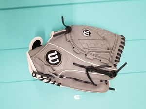 Womans Wilson baseball/softball FREE GLOVE OIL WITH PURCHASE for Sale in Beaverton, OR